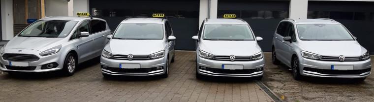 Taxi-Flotte von Taxi Kurz, Bopfingen